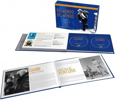Coffret Blu-ray Belmondo 2015