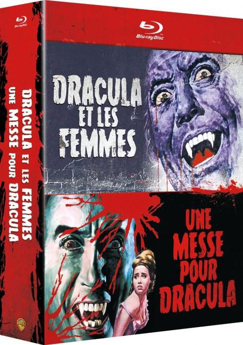Coffret Dracula - Blu-ray