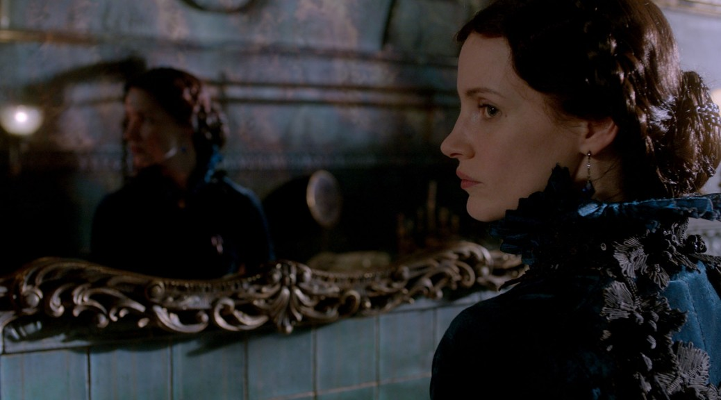 Crimson Peak - Jessica Chastain - Une Critique
