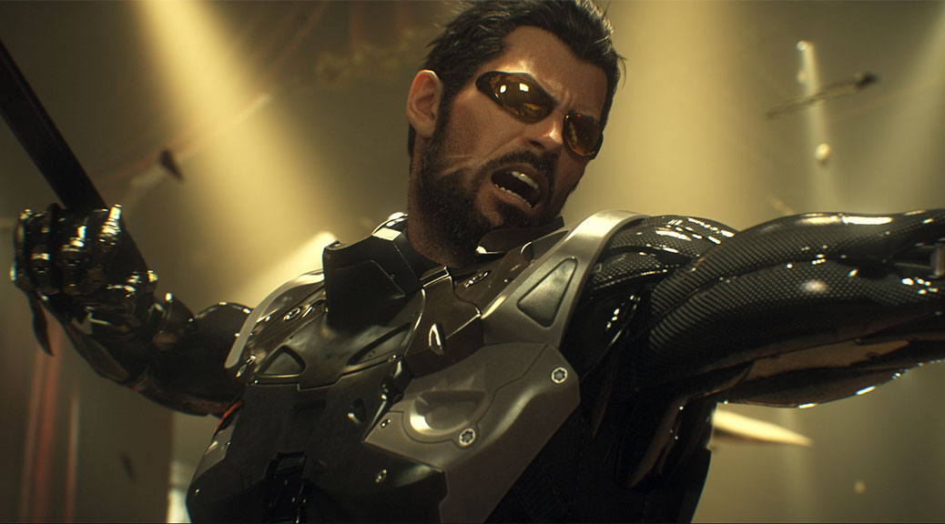 Deus Ex : Mankind Divided (Square Enix)