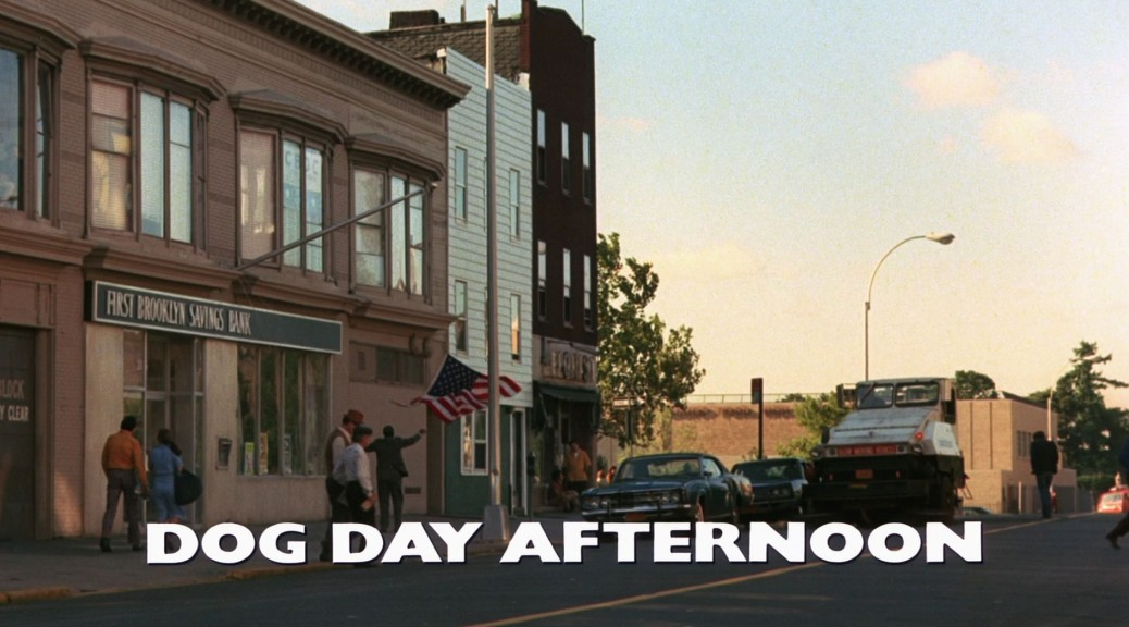 Dog Day Afternoon - Image Une - Test Blu-ray