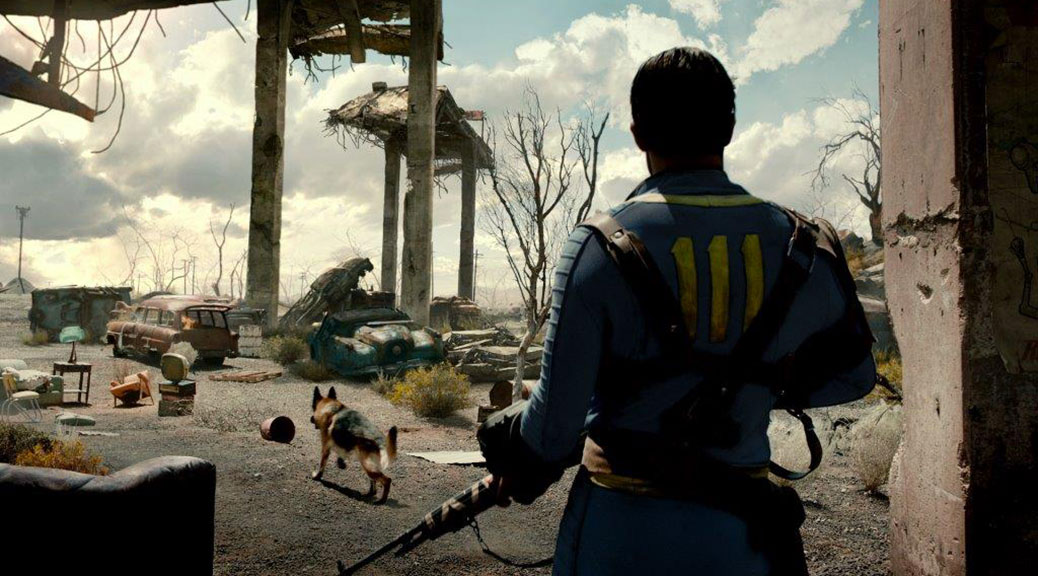 Fallout 4 (The Wanderer)