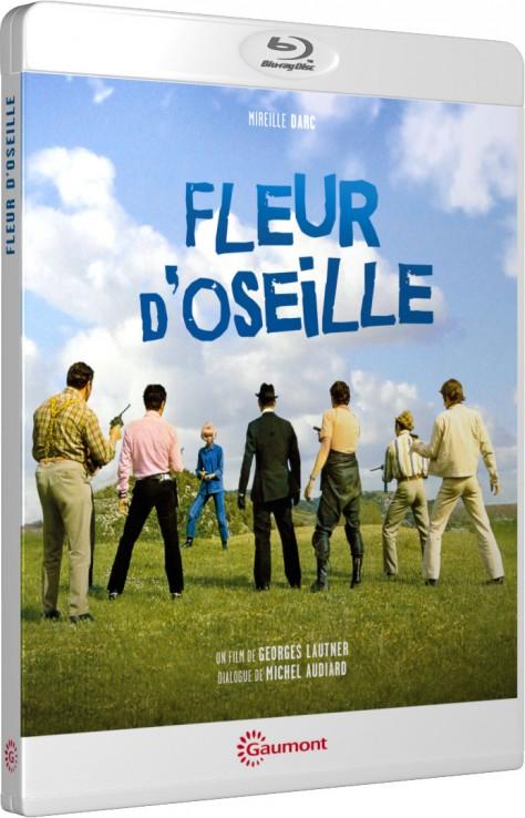 Fleur d'oseille - Packshot Blu-ray Gaumont Découverte