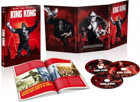 King-Kong 1933 - Blu-ray