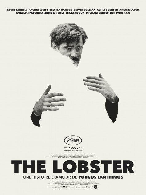 The Lobster - Affiche française Colin Farrell
