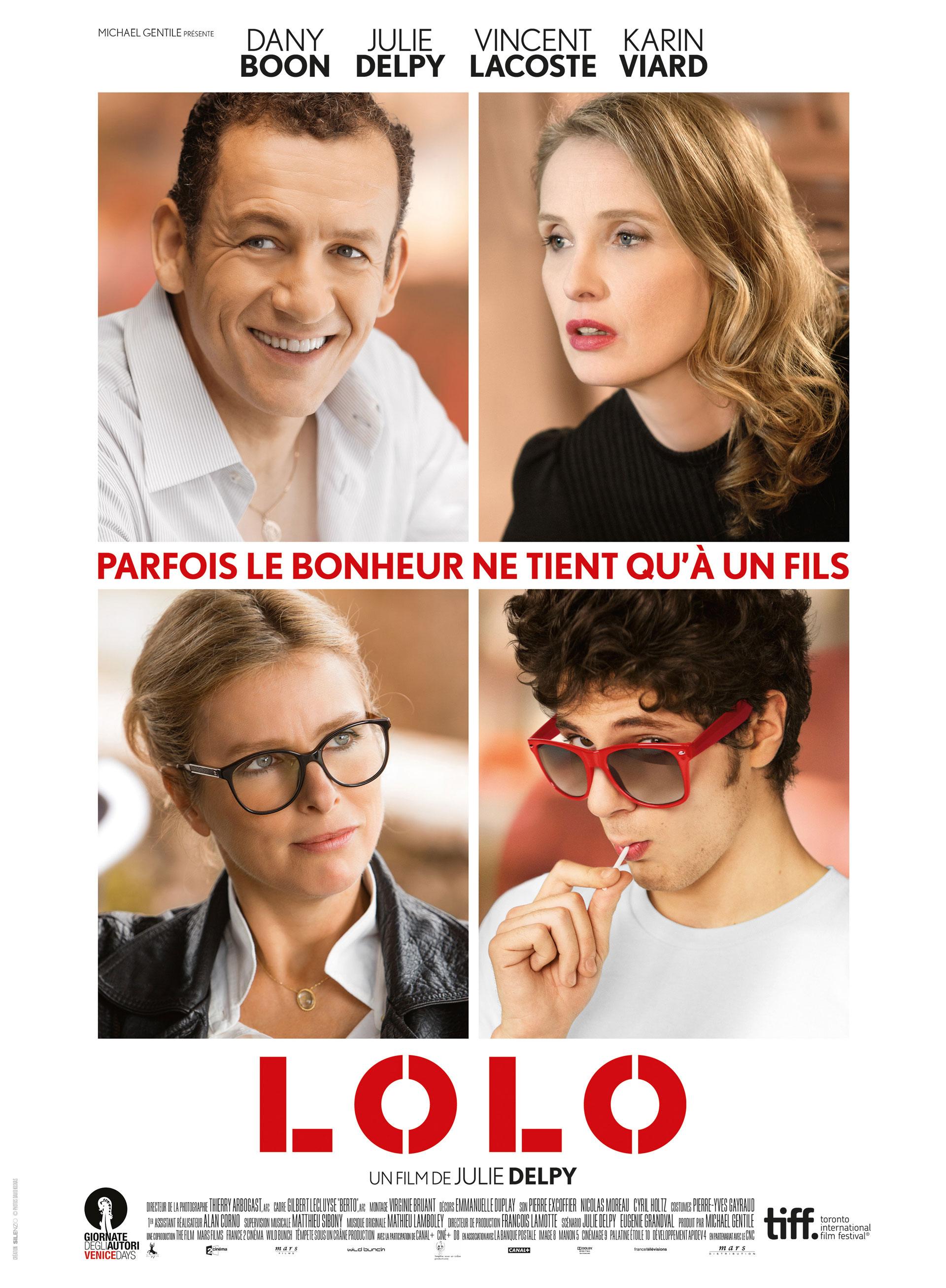 Lolo - Affiche