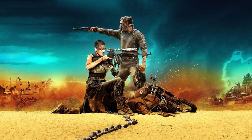 Mad Max Fury Road – Blu-ray