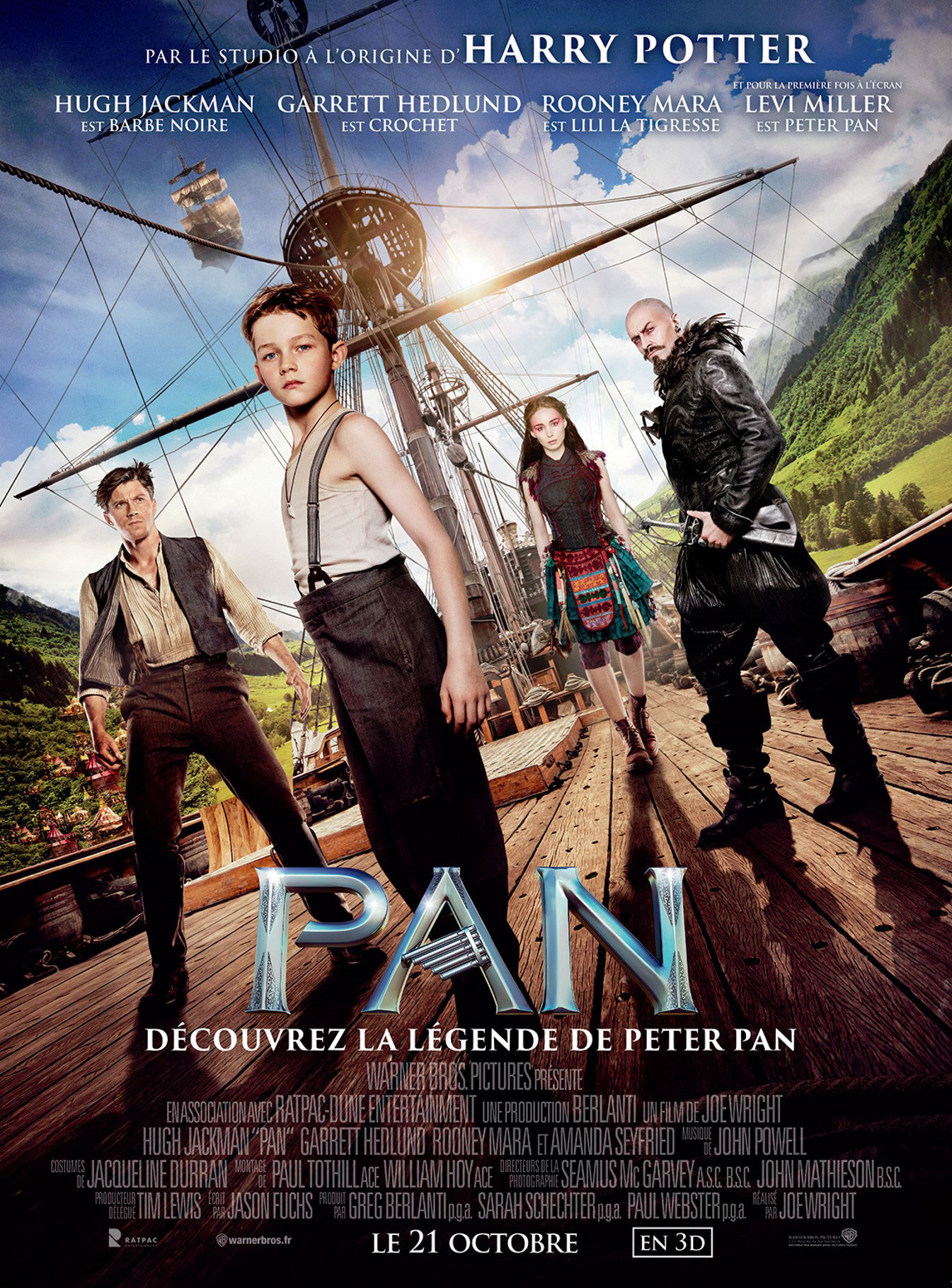 Pan - Affiche
