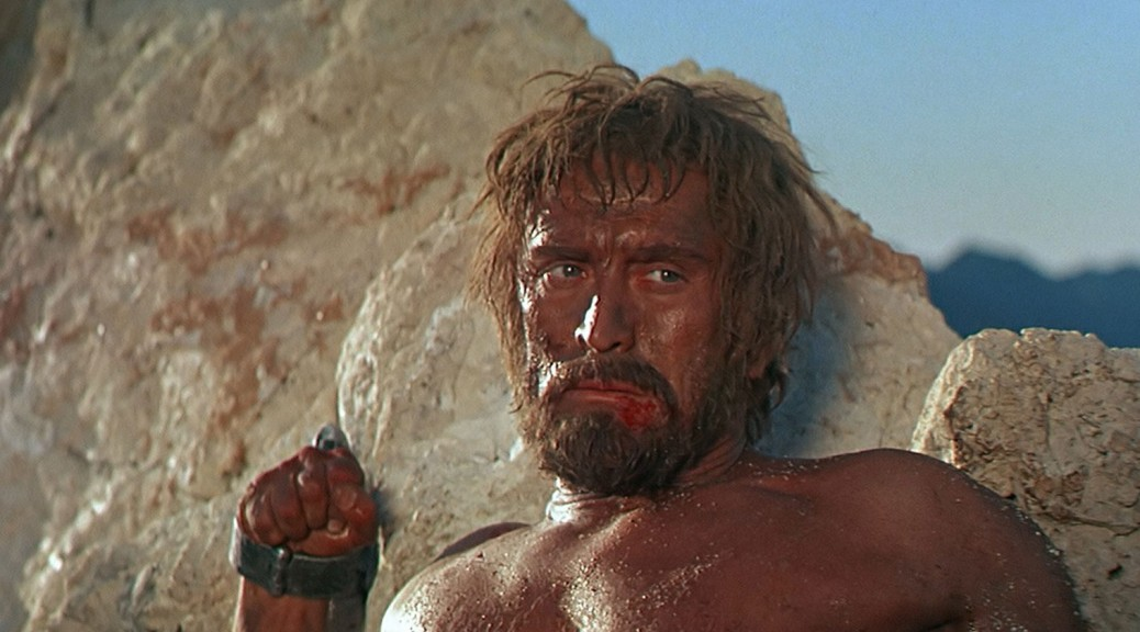 Spartacus - Blu-ray