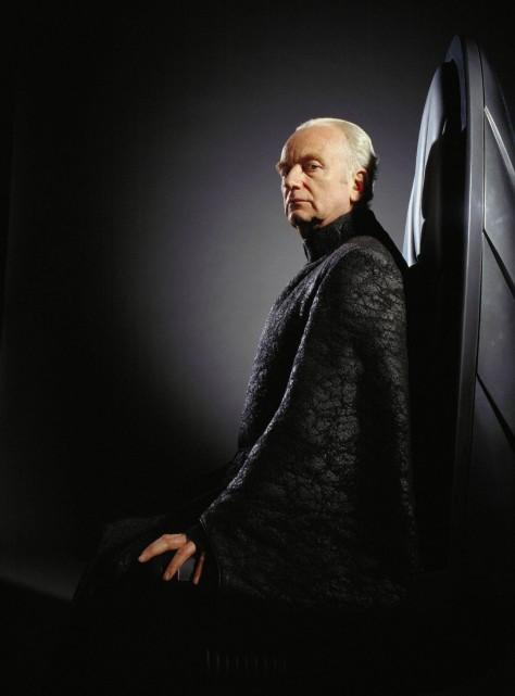 Star Wars Battlefront - Ian McDiarmid