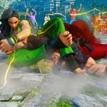 Street Fighter V - Laura