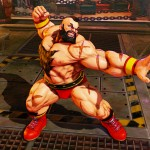 Street Fighter V - Zangief