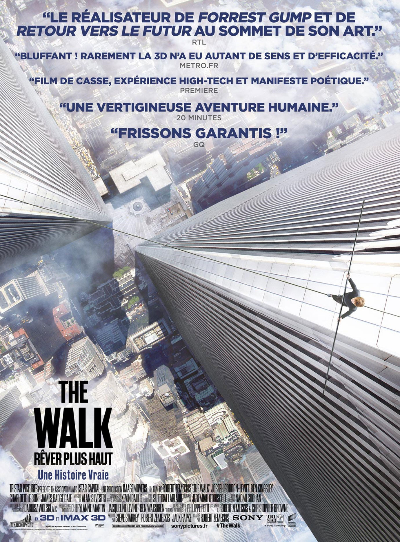 The Walk - Affiche