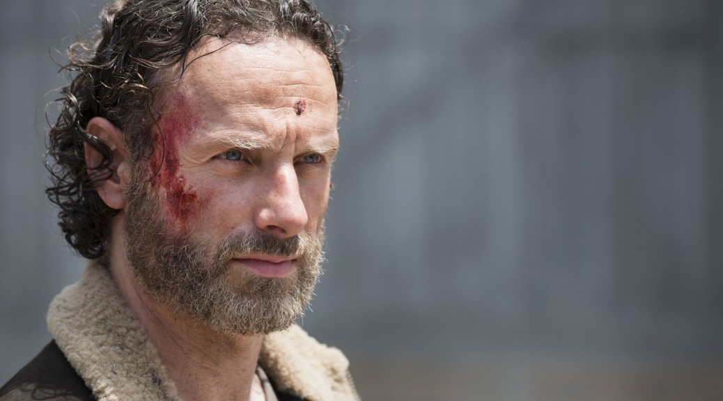 Walking Dead - Saison 5 - Une Test Blu-ray