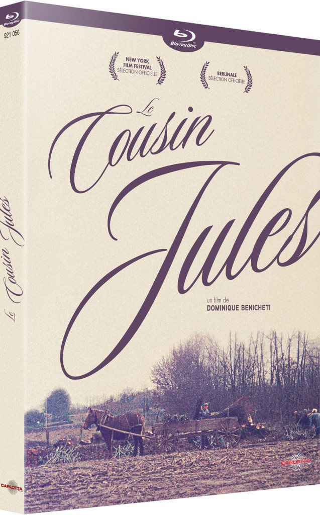 Le Cousin Jules - Blu-ray