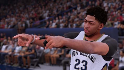 NBA 2K16 - Davis
