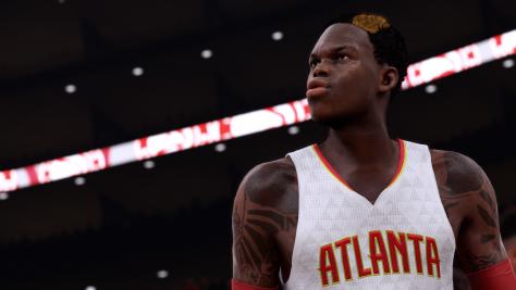 NBA 2K16 - Schroeder