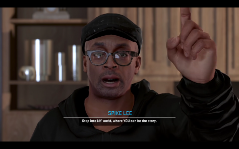 NBA 2K16 - Spike Lee
