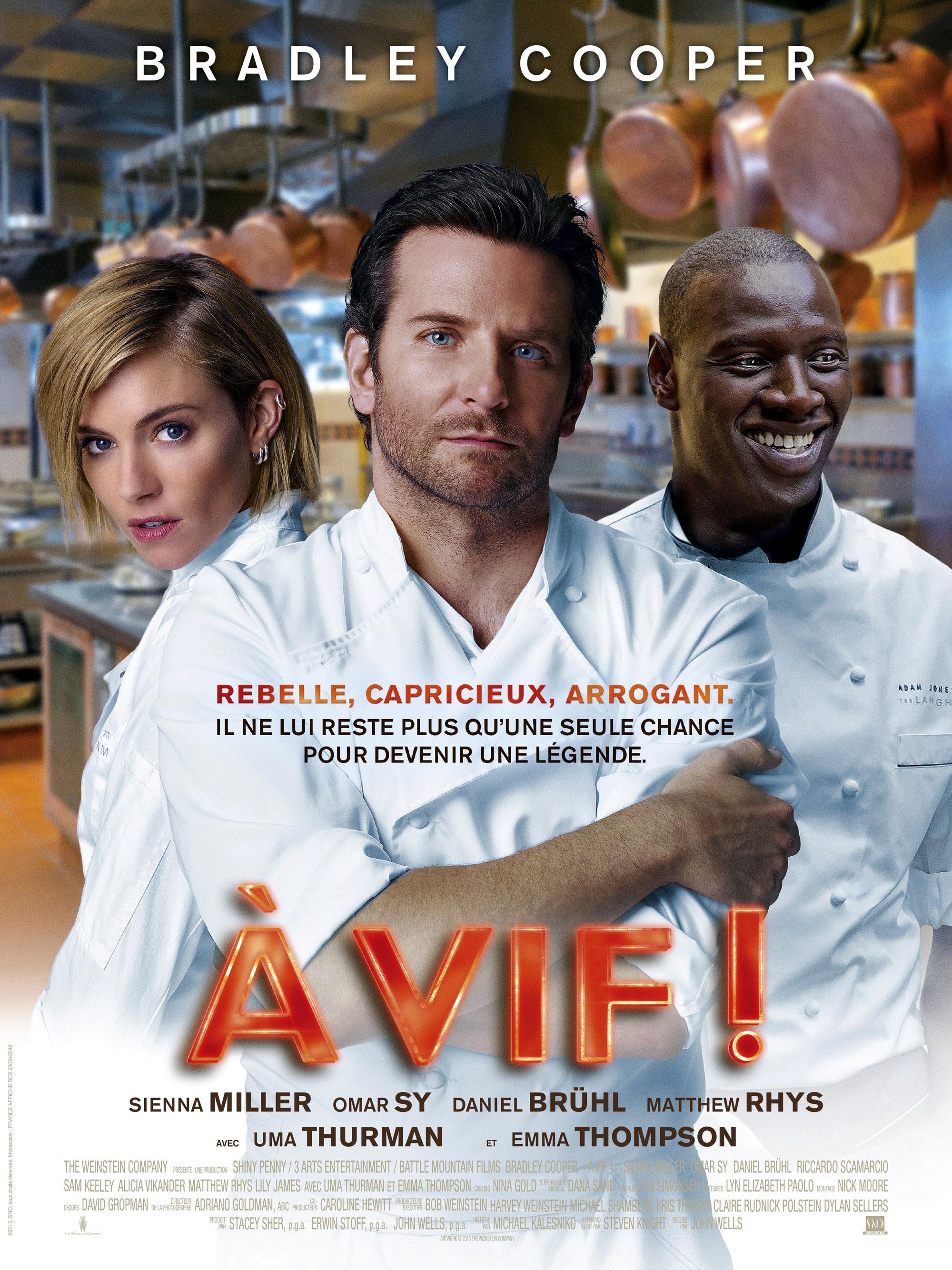 A Vif ! - Affiche