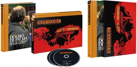 Body Double - Coffret Collector : Blu-ray + DVD + Livre