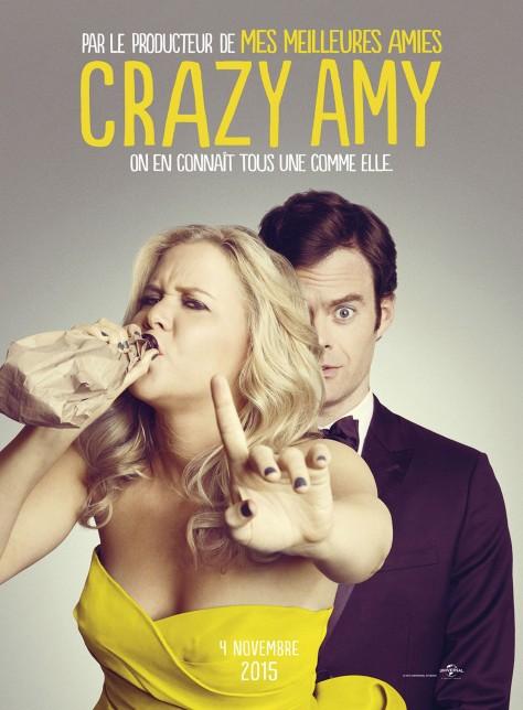 Crazy Amy - Affiche