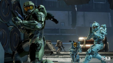 Halo 5 : Guardians (Xbox One)