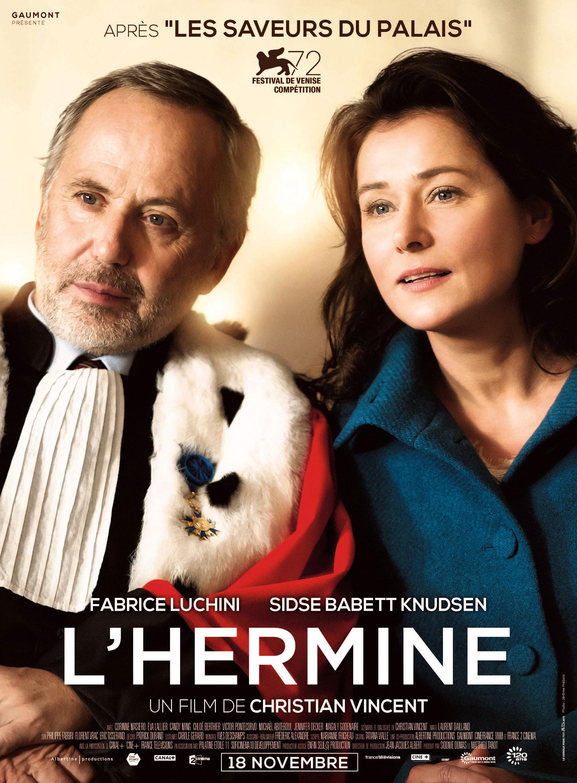 L'Hermine - Affiche