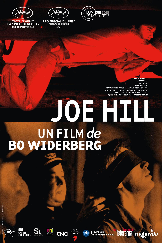 Joe Hille - Affiche 2015