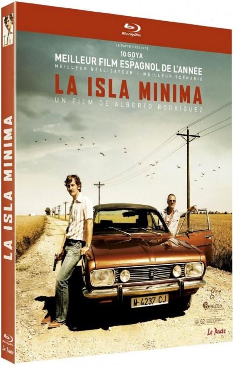 La Isla mínima - Packshot Blu-ray
