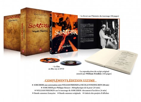 Sorcerer - Director's Cut - Édition Ultimate Blu-ray