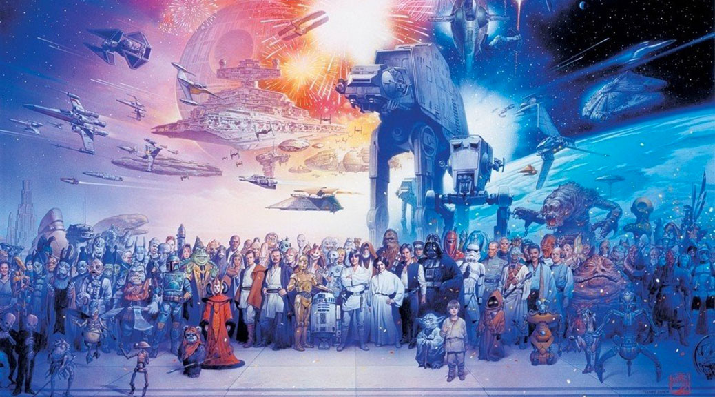 Star Wars - Drew Struzan