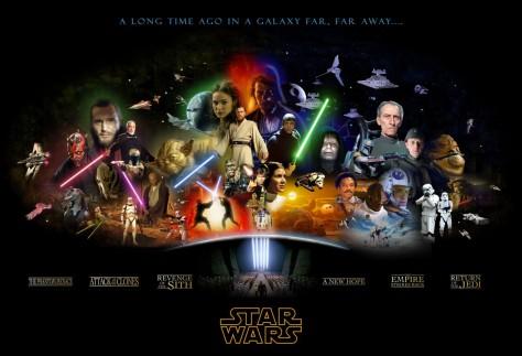 Star Wars - Épisode I à VI