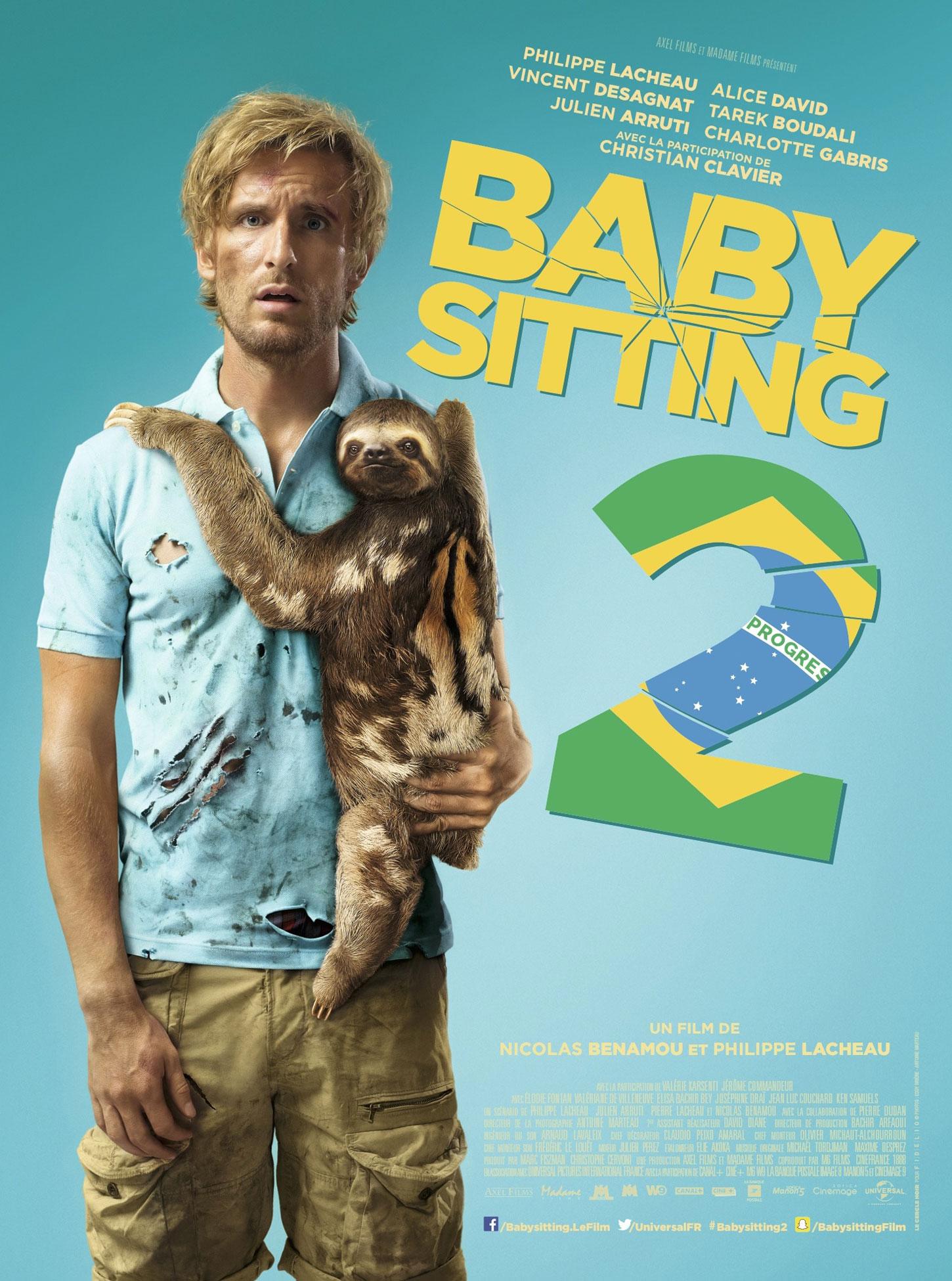Babysitting 2 - Affiche