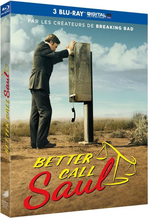 Better Call Saul - Recto Blu-ray