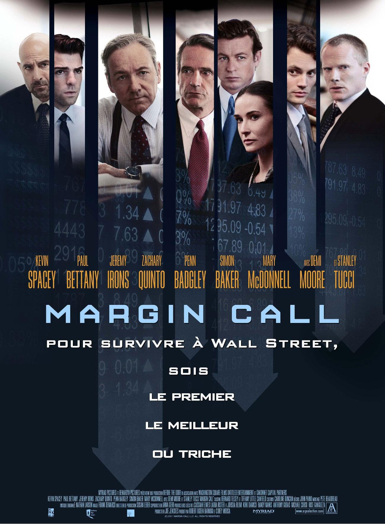 Margin Call - Affiche