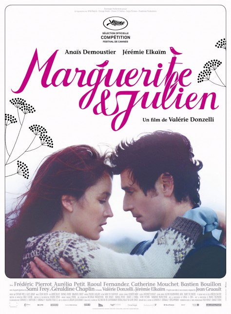 Marguerite & Julien - Affiche