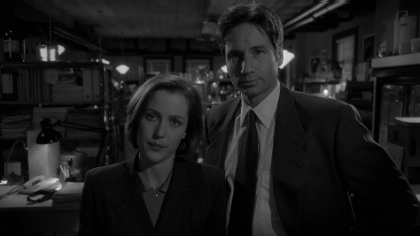 X-Files - Intégrale Blu-ray (S05E05 : Post-Modern Prometheus / Prométhée post-moderne)