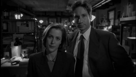 X-Files - Intégrale DVD (S05E05 : Post-Modern Prometheus / Prométhée post-moderne)