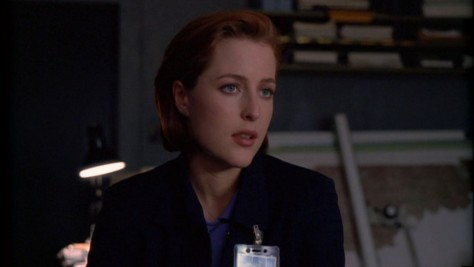 X-Files - Intégrale DVD (S05E12 : Bad Blood / Le shérif a les dents longues)