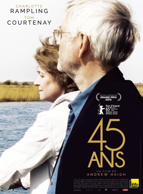 45 ans - Affiche