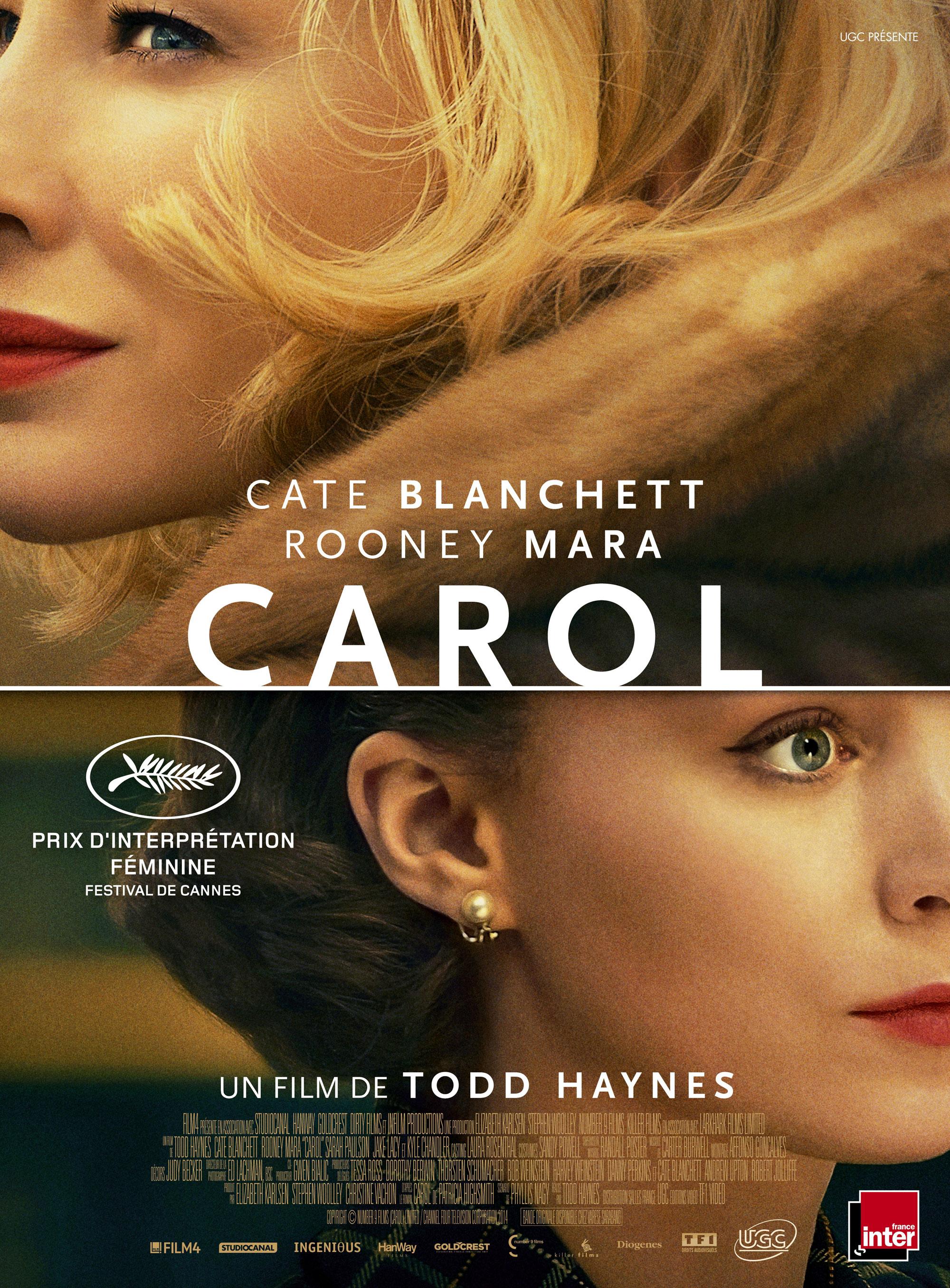 Carol - Affiche