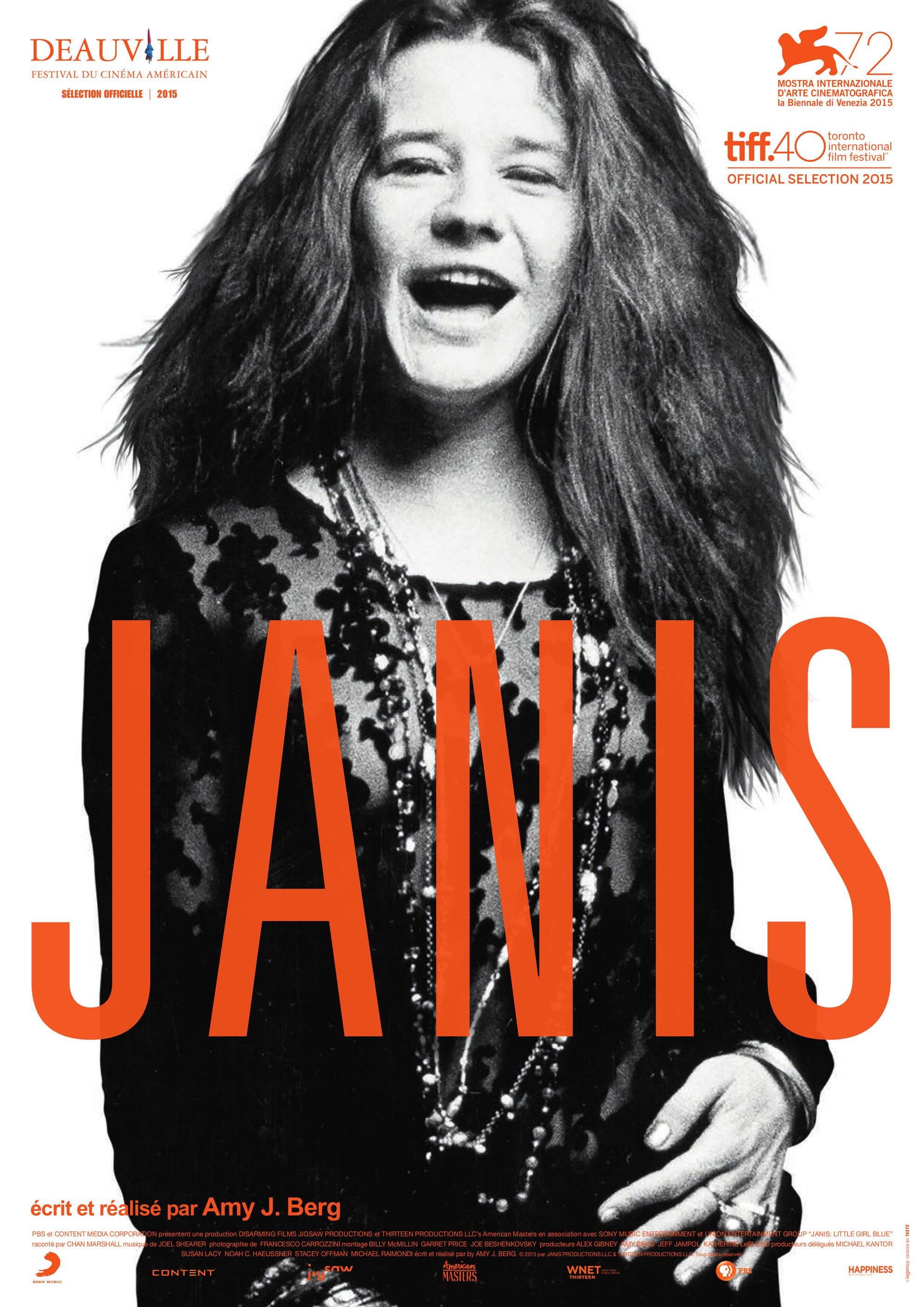 Janis - Affiche