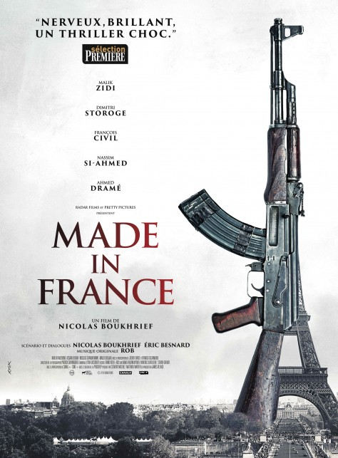 Made in France - Affiche