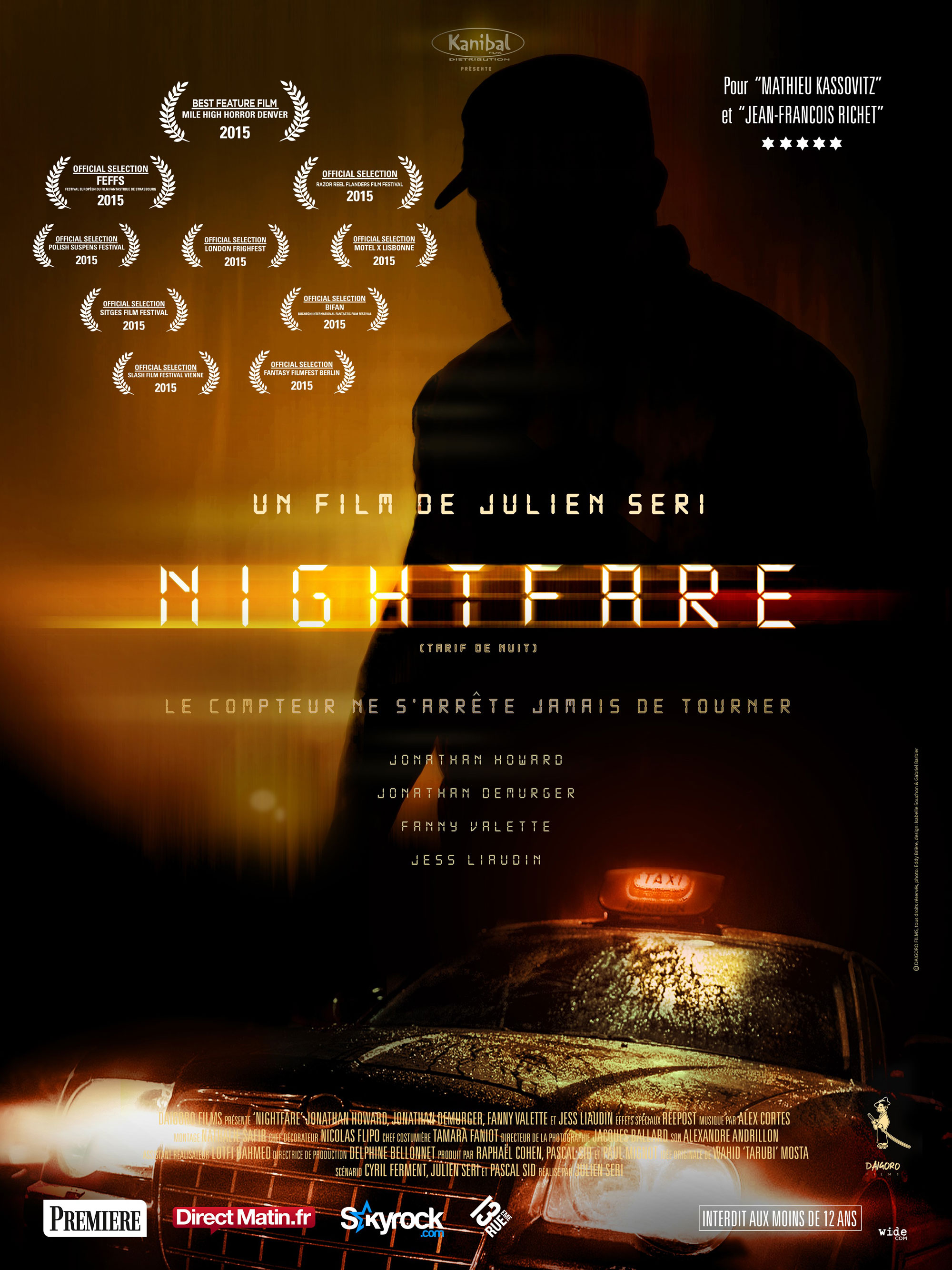 Nightfare - Affiche