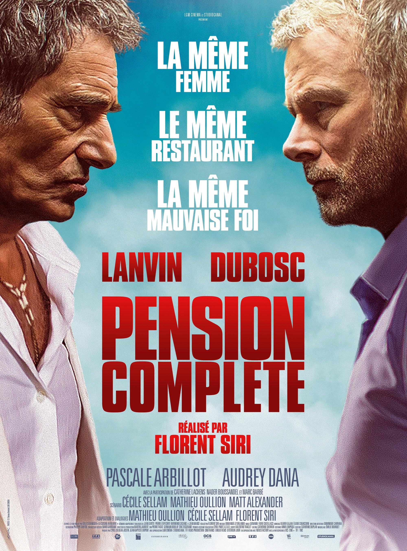 Pension complète - Affiche
