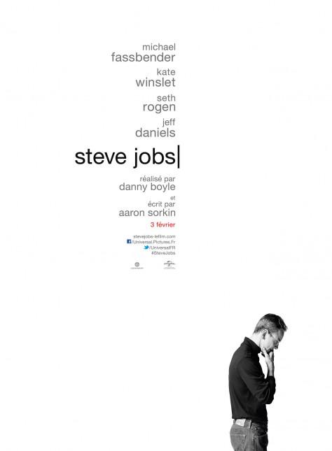 Steve Jobs - Affiche France