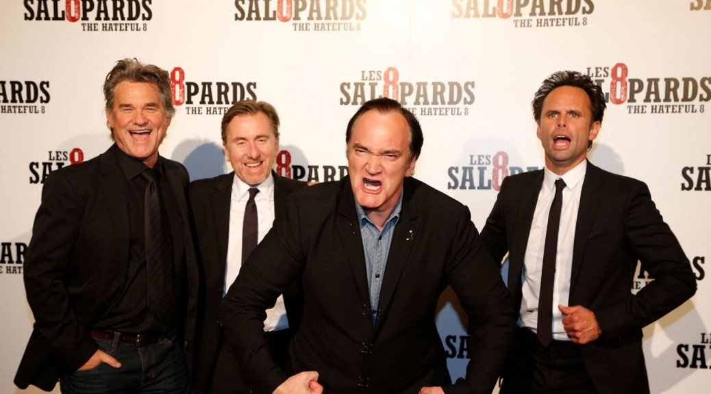 Les Huit salopards - Quentin Tarantino