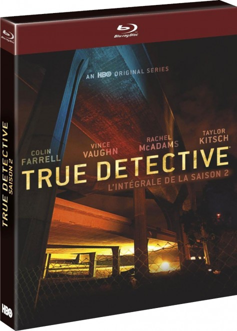 True Detective - Saison 2 - Packshot Blu-ray