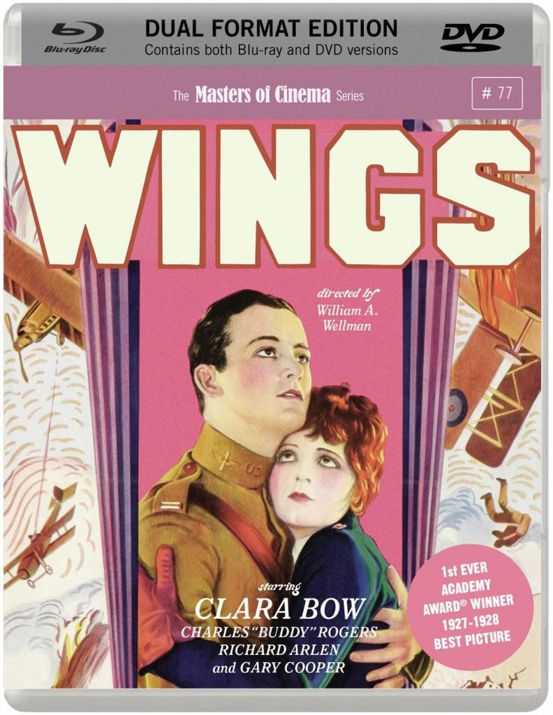 Wings - Recto Blu-ray Eureka