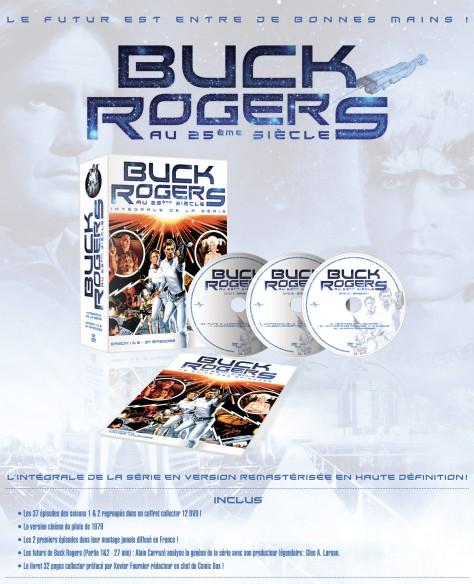 Buck Riogers - Jeu Concours